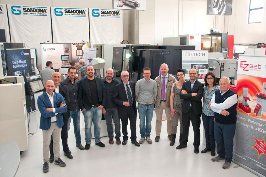 gruppo Sandonà Italia azienda