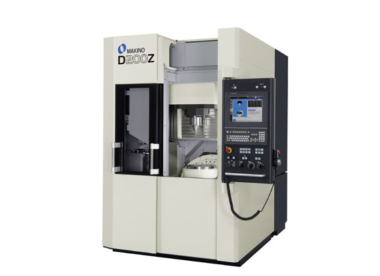 D200Z Vertical 5-axis Machining Centre