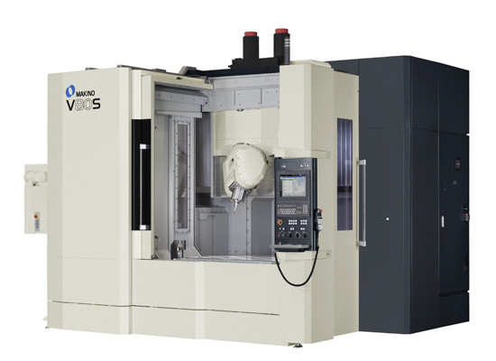 V80S Vertical 5-axis Machining Centre